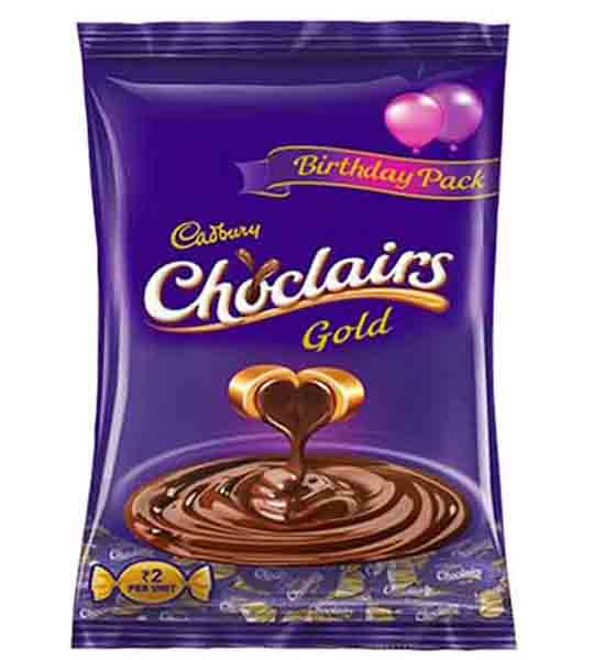 Cadbury Choclairs Gold 137.5 gm