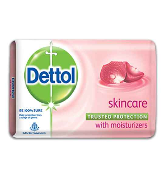 DETTOL SKIN CARE SOAP WITH MOISTURIZER