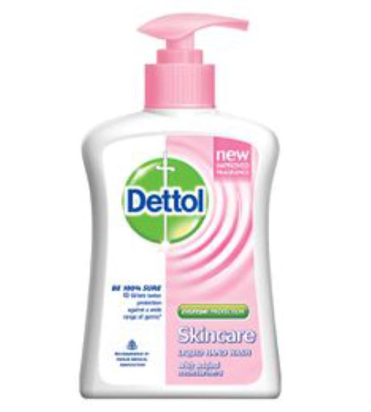 Dettol Skin Care hand wash