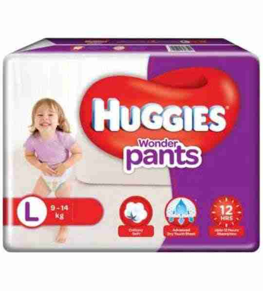 Huggies Baby Dry Large