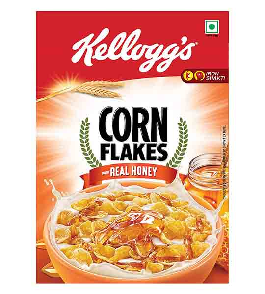 Kellogg's Corn flakes with Honey 300 gm