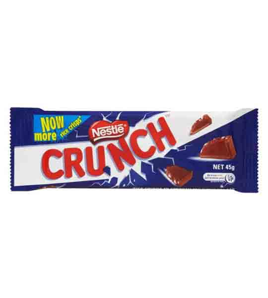 Nestle Crunch Bar 45 gm