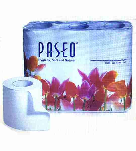 Paseo 2 ply - 3rolls