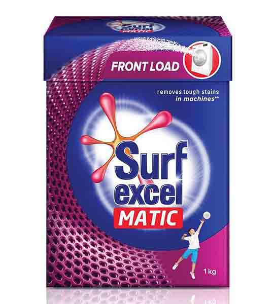 SURF EXCEL MATIC FRONT LOAD DETERGENT POWDER