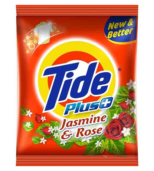 Tide Detergent washing powder with Jasmine and Rose