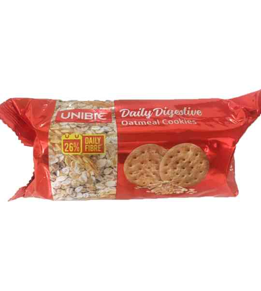 Unibic Oatsmeal Digestive Biscuits, High Fiber Biscuits, Oats Biscuits