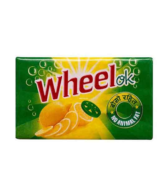 Wheel OK Detergent Bar