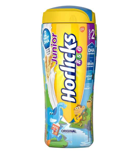 horlicks junior original 500gm