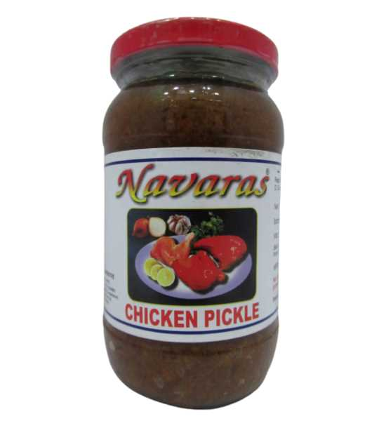 navaras chicken pickle 375ml