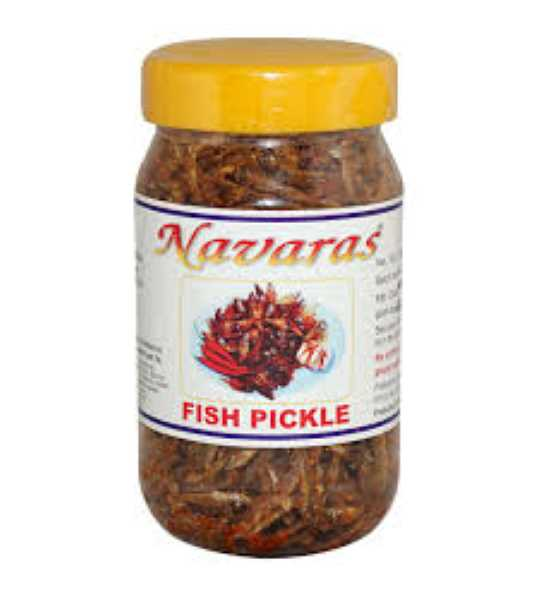 navaras fish pickle 150gm