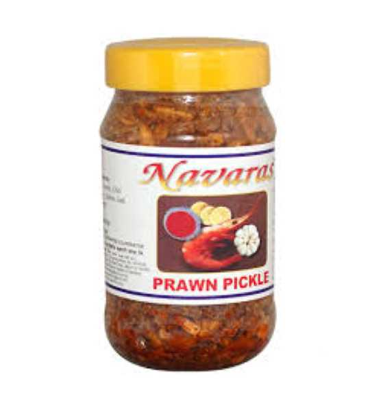 navaras prawn pickle 200gm