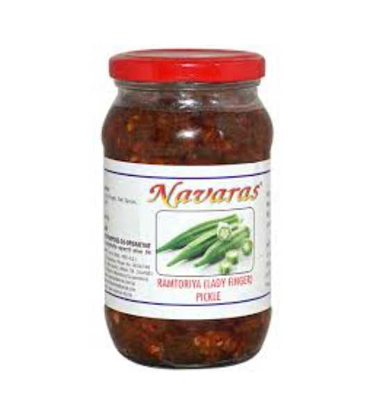navaras ramtoria pickle 400gm