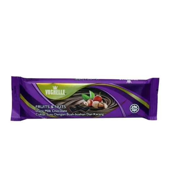 vochelle fruits and nuts chocolates 50gm