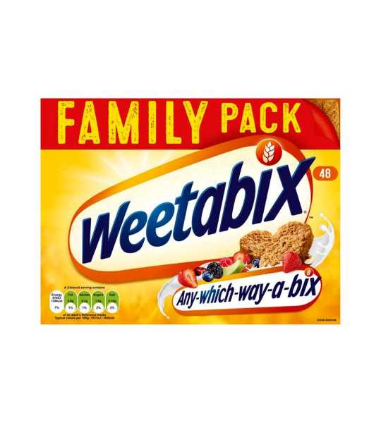 weetabix family pack 860gm
