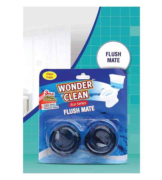 wonder fresh flushmatic